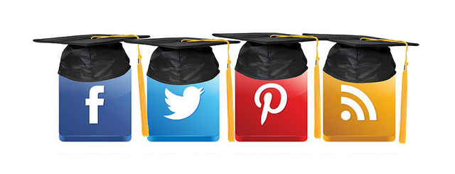 Four ways students can use social media to further their career