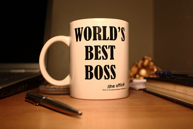 How to handle your boss