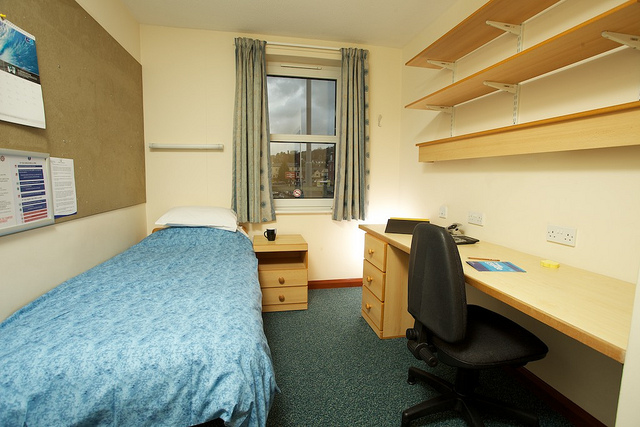 What is living in halls really like?