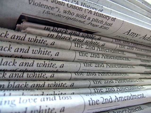 Penning your way into a journalism career