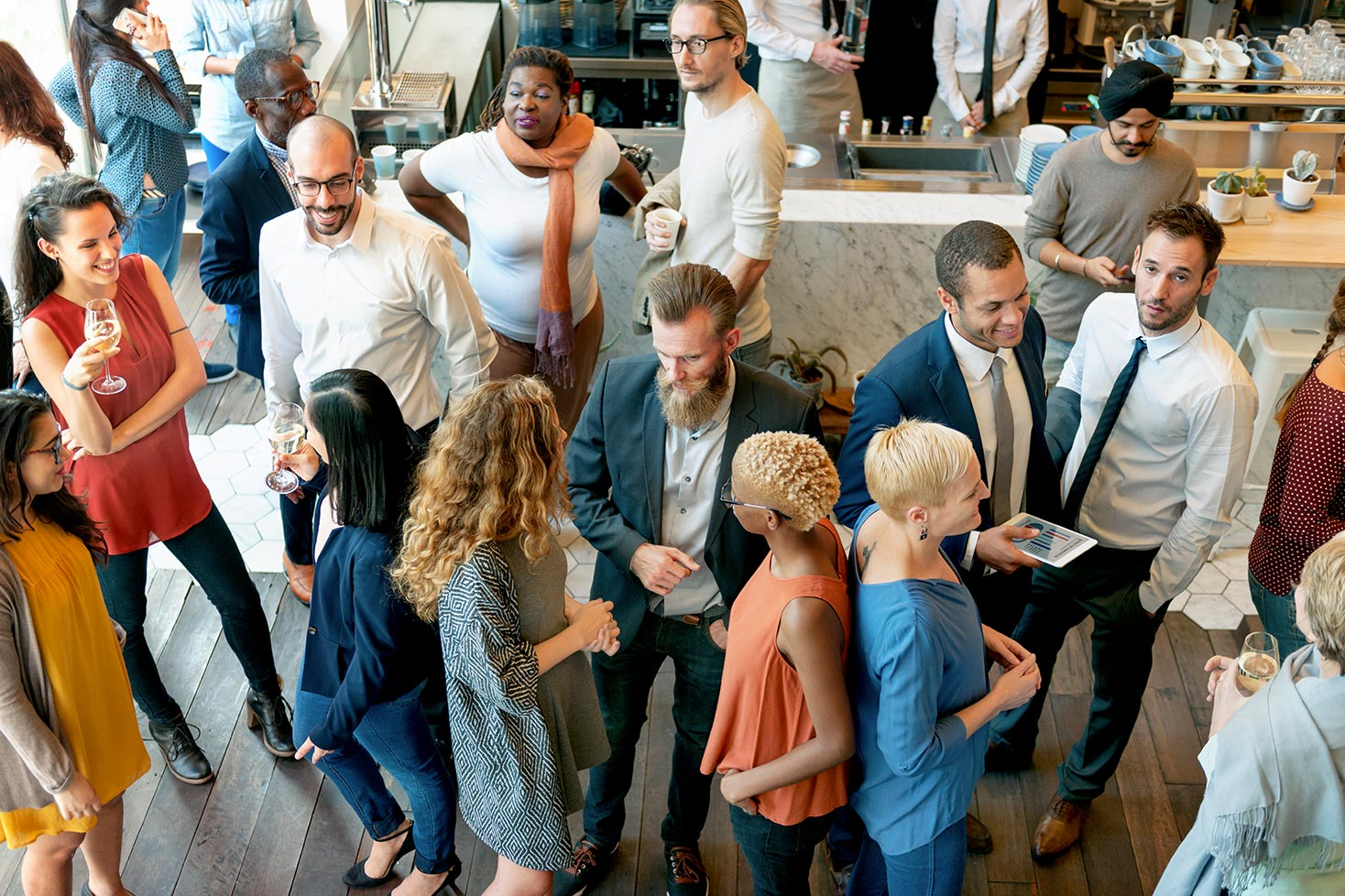 Networking tips for the introverted