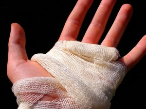 Employee injuries in restaurants
