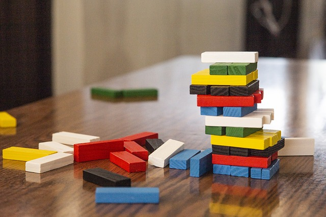 Are you playing Jenga with your construction business?