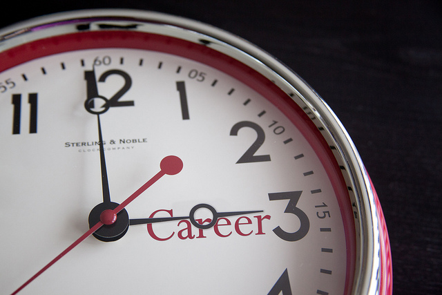 Make the most out of your university's career centre