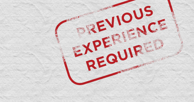 Experience needed: how to get a job with no previous experience -