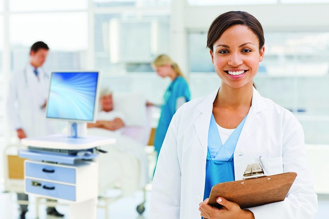 International healthcare careers