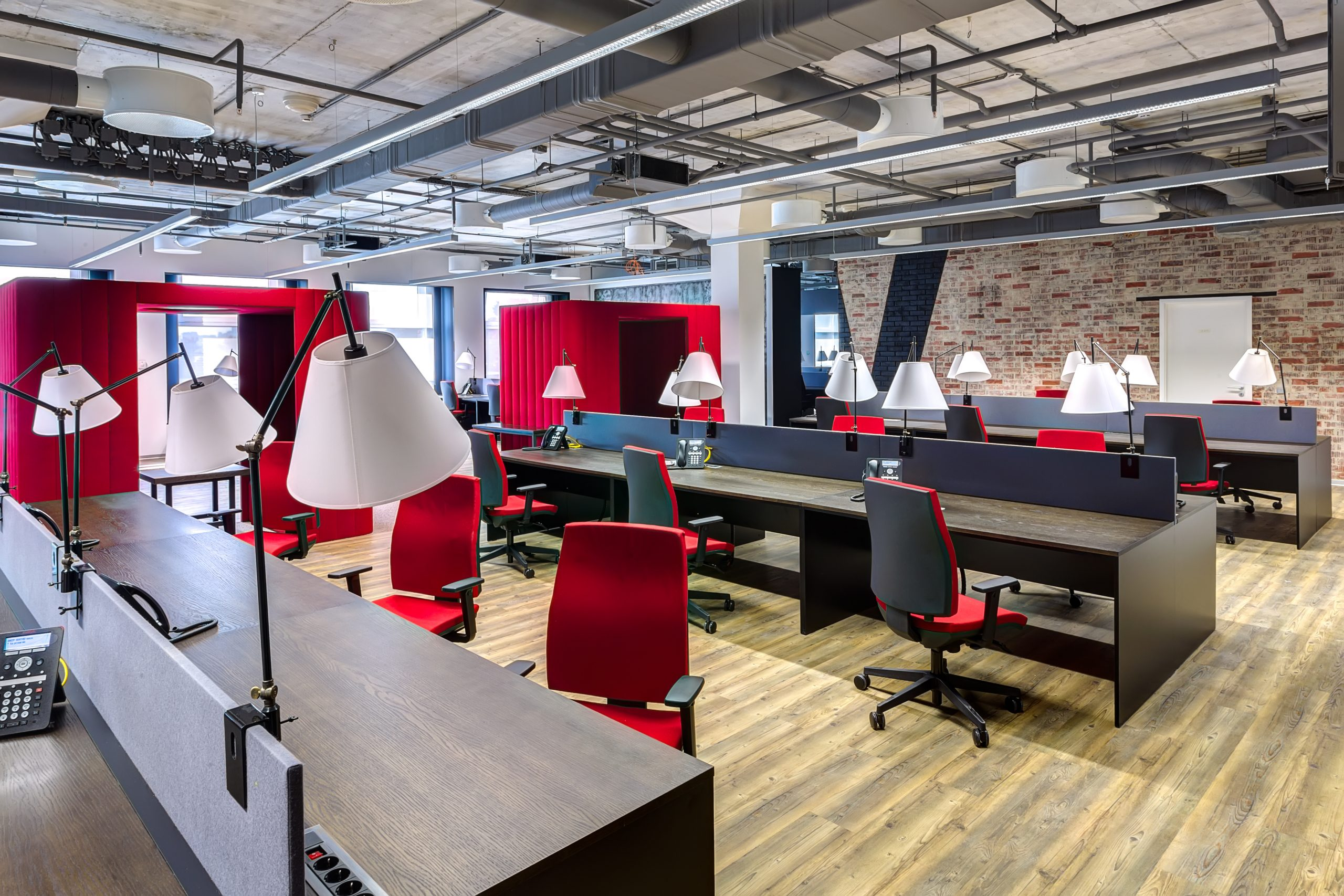 Outgrown its workspace