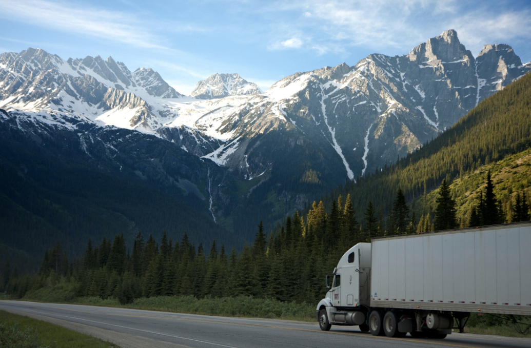 Become a commercial lorry driver