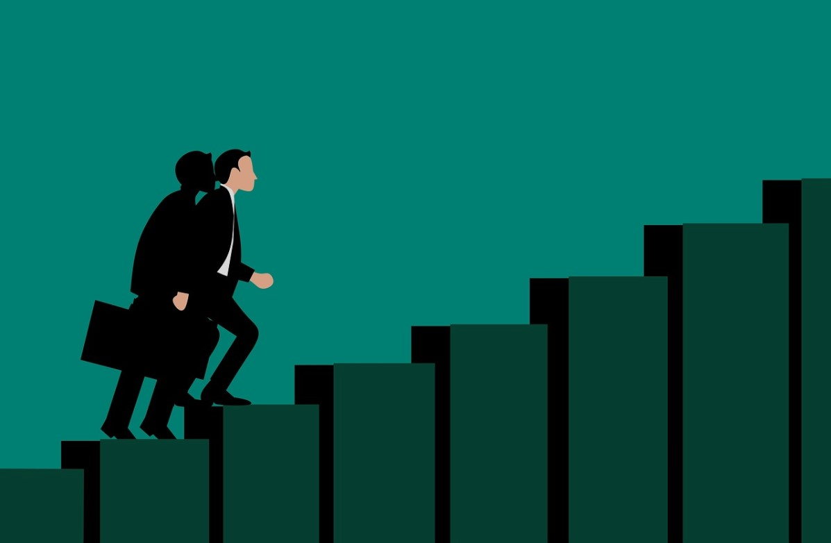 Job application tips for climbing the corporate ladder